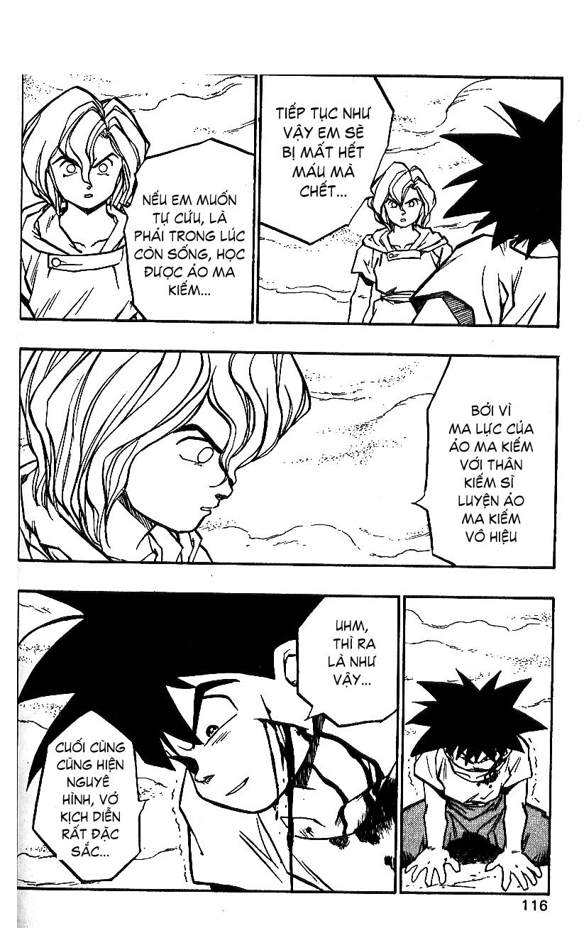 Dragon Quest: Emblem of Roto chapter 21 trang 53