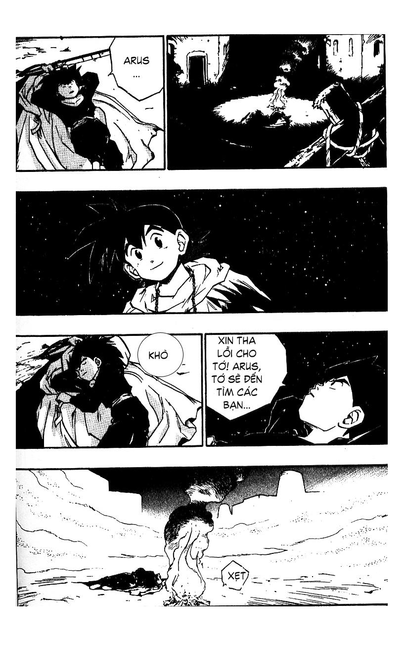 Dragon Quest: Emblem of Roto chapter 21 trang 13