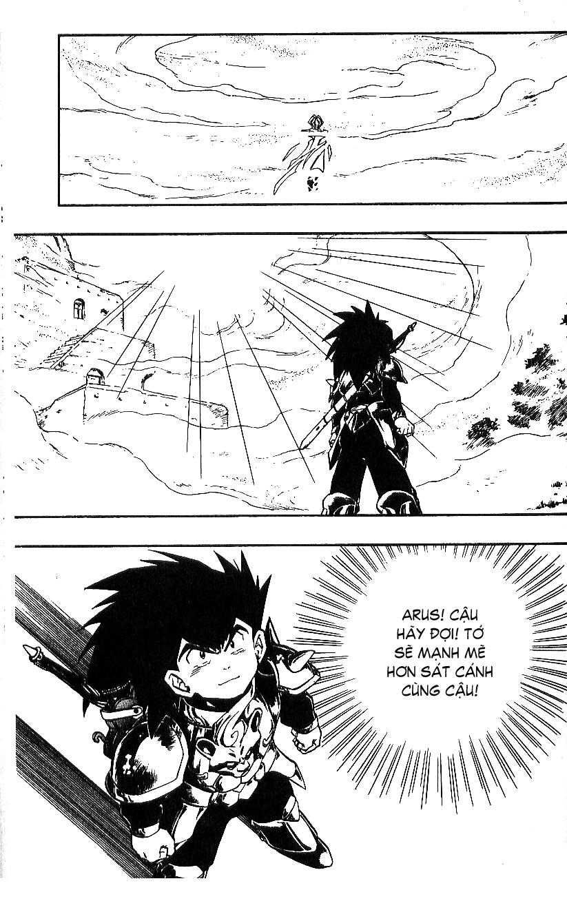 Dragon Quest: Emblem of Roto chapter 21 trang 83