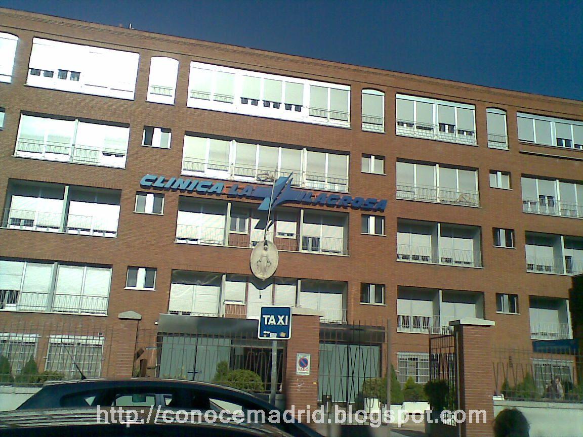 Conocer Madrid Colegios E Iglesias En Chamberi