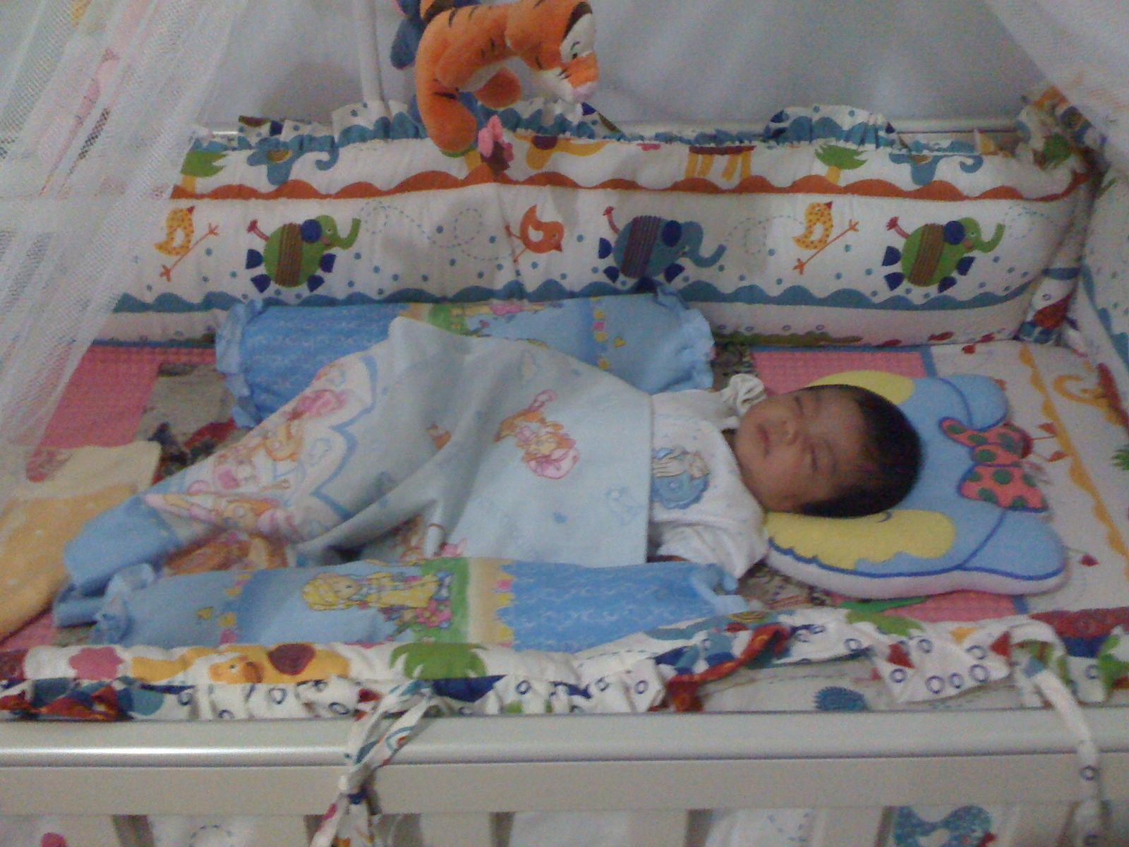 Alhamdulillah 30 November 2010 kemarin a baby girl sudah lahir dengan  selamat. Namanya 'Naura Alilah Fahza' lahir dgn berat 3 kg dan panjang 48  cm. lahirnya ...