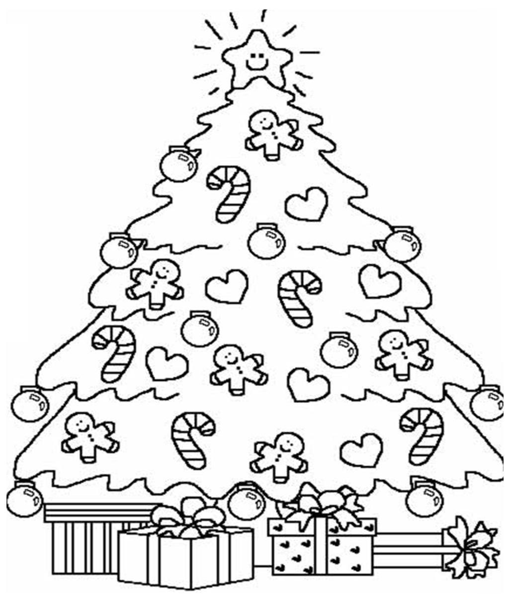 Desenhos Para Pintar E Colorir.: Desenhos De Natal Para