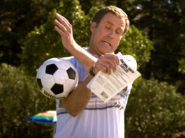 will ferrell kicking and screaming