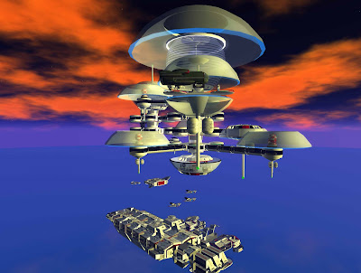 Not Possible IRL: Starbase C3's new sim-wide Skybase Vigilance