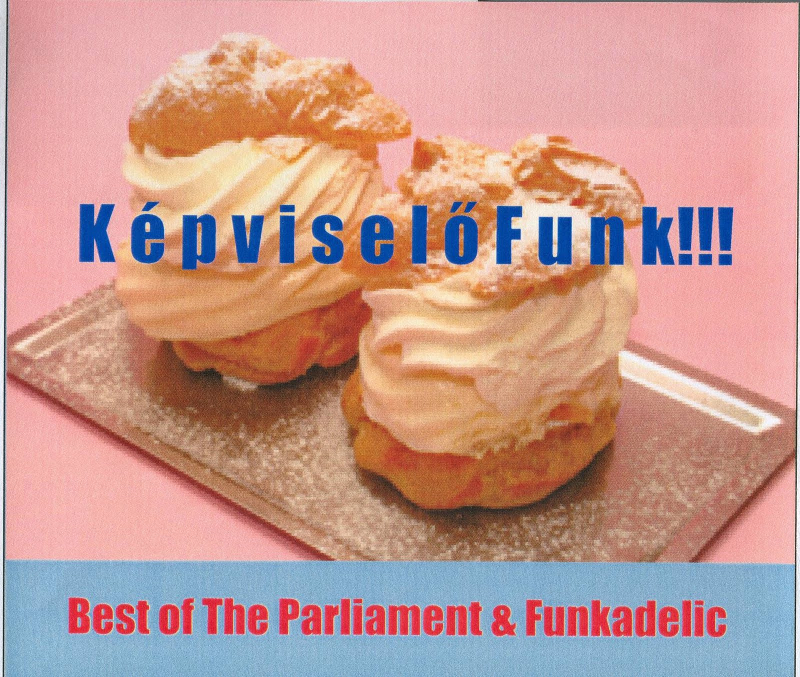 Music For Ironing K 233 Pviselő Funk Best Of The Parliament
