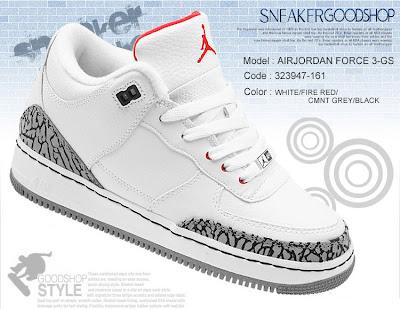94cba65af605fd paypal Online sell nike jordan shoes  AIR JORDAN FORCE 3 GS ID ...
