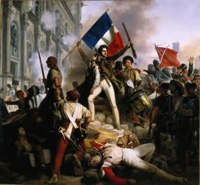 HISTORIA CONTEMPORANEA UNIVERSAL: LA REVOLUCION FRANCESA