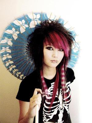 J-Rock/Visual Kei at school - Cosplay com