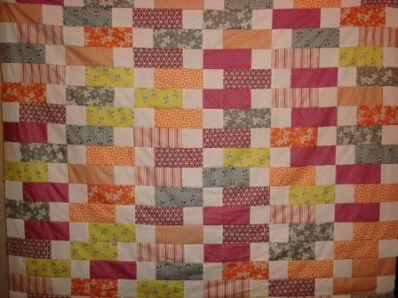 A New Quilt Top