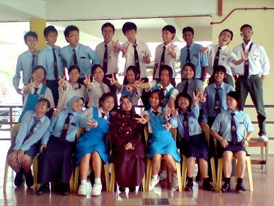 ♥ 38 Kerja Amal/Class of 2009