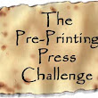 Pre-Printing Press Challenge 2013-2014 Edition