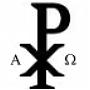 Christusmonogramm 3 Buchstaben