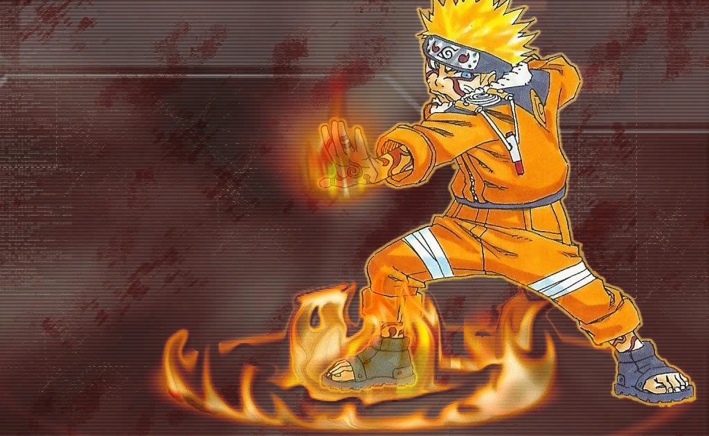 naruto wallpaper+fire+circle