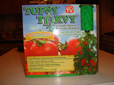 Does it work?  Topsy Turvy Tomato Planter