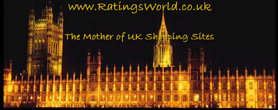 RatingsWorld: The Mother of UK Shopping sites