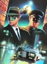 Green Hornet Movie