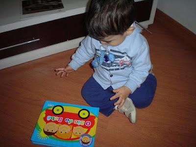 Livros para Bebês