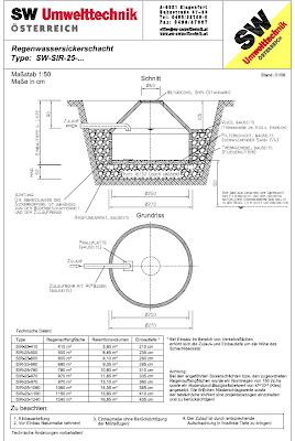 Bevorzugt AH_CAD_BRAIN-POOL: Sickerschacht - Dimensionierung WW18