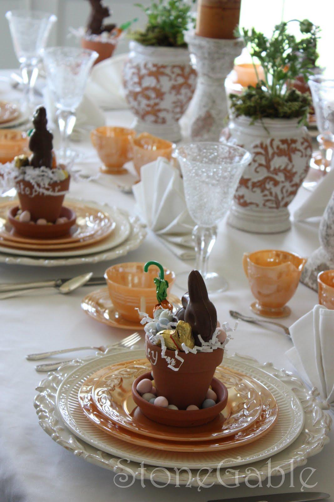 Easter Dinner Party Ideas Part - 42: StoneGable