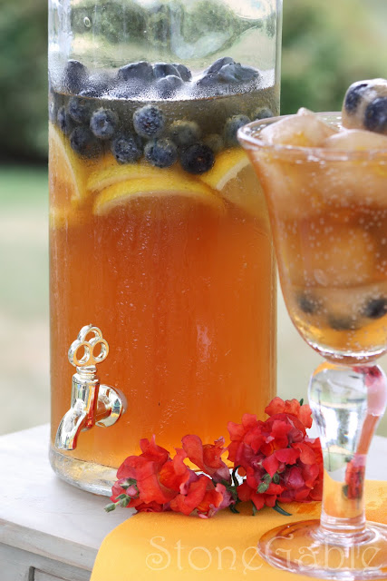 how to make delicious iced tea