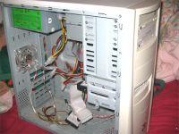 Report hardware sul computer con dettagli tecnici di ogni pezzo interno