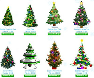 Sfondi Natalizi Su Cui Scrivere.Sfondi Natalizi Alberi Di Natale E Icone Per Il Desktop Del Pc
