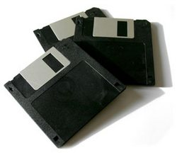 lettore floppy disk virtuale
