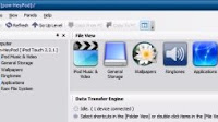 Esplora iPhone da PC anche per copiare file come una penna USB