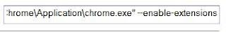 abilitare estensioni Chrome