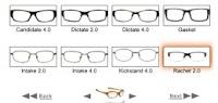 Provare occhiali e montatura online, su una foto o via webcam, prima di comprare
