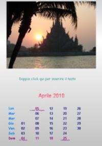 Creare un calendario con foto e personalizzato, con un programma gratis