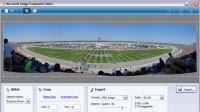 Unire immagini per comporre foto panoramiche 3D con Microsoft ICE