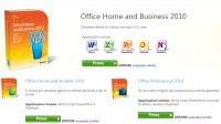 Scarica Office 2010 Home o Professional, versioni ufficiali dal sito Microsoft