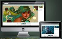 creare disegni su internet