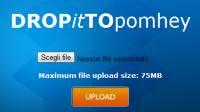Caricare o ricevere file su DropBox via Email o via web