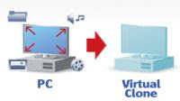 Virtualizzare il computer Windows con migrazione da pc fisico a clone virtuale