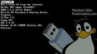 Tenere su chiavetta USB più sistemi operativi ad avvio multiplo