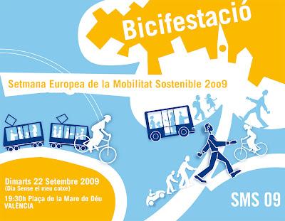 Setmana europea de la mobilitat 2009 València