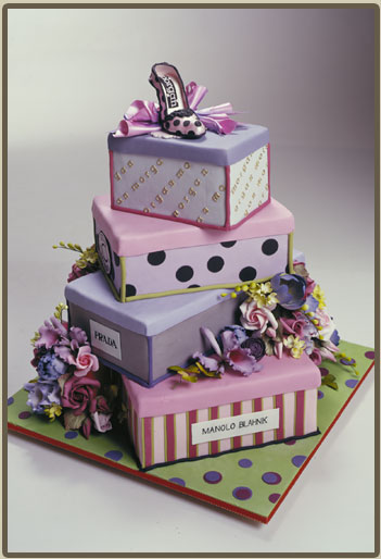 Wedding Cake de Ron Ben Israël 3