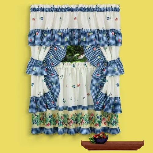 Kitchen Curtains Modern Furniture