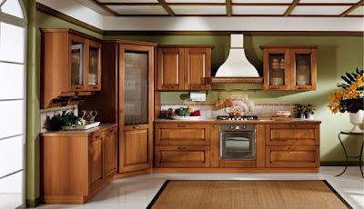 Modern Furniture: Classic Kitchen Designs from Ala Cucine