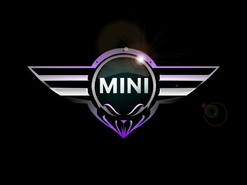 Yittenlabel Mini Cooper Logo