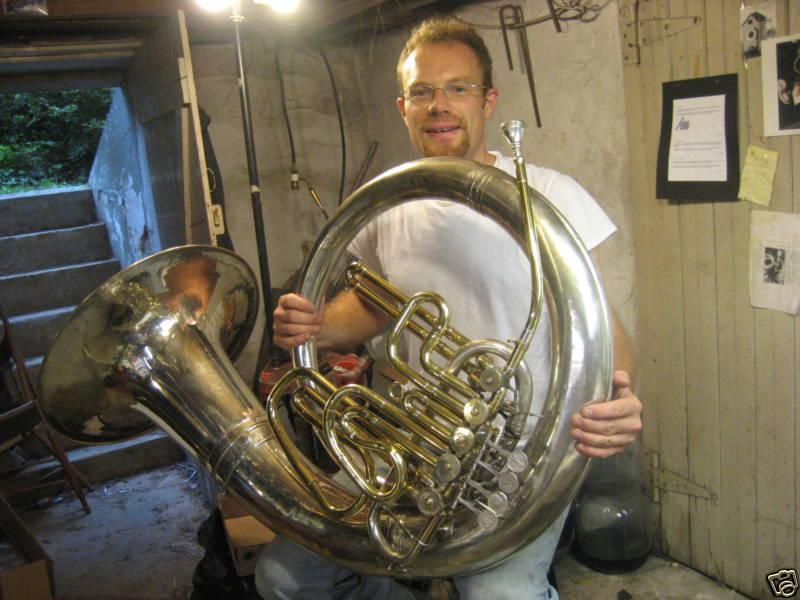 big sousaphones and tubas custom bbb bass french horn. Black Bedroom Furniture Sets. Home Design Ideas