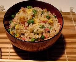 La cucina cinese riso saltato alla cantonese for Una salsa da cucina cinese