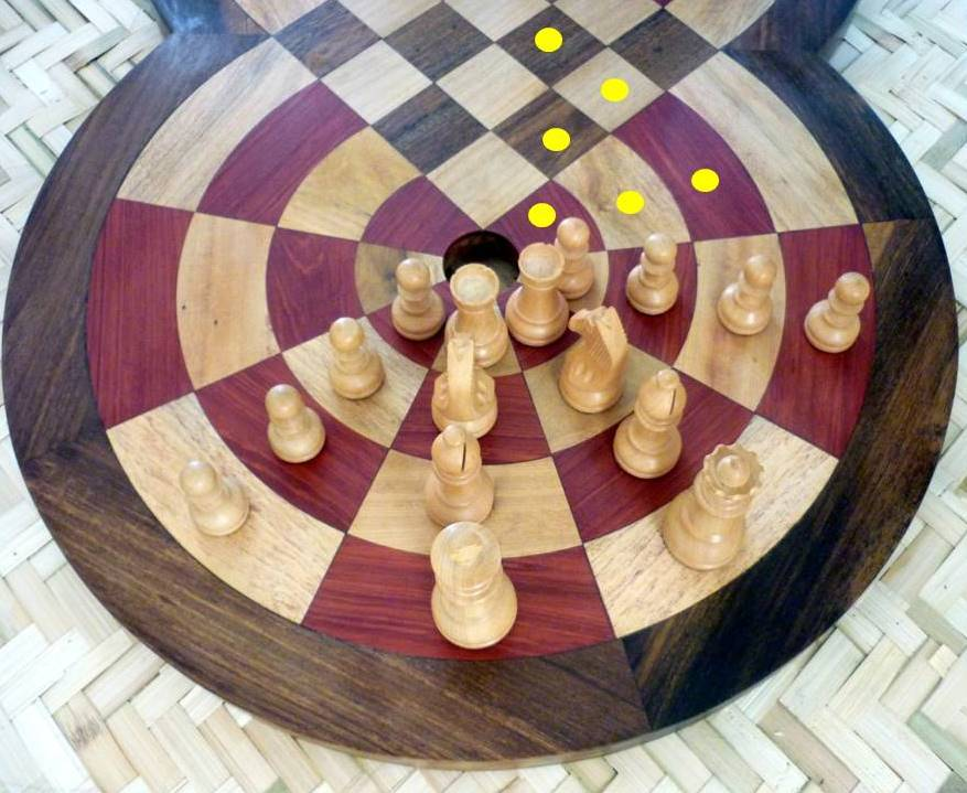 Rolling Thunder Chess