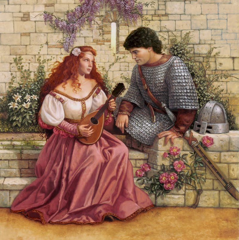 286f29e3f0e History and Women  The Love Story of Lancelot and Guinevere