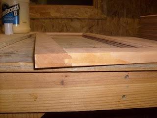Conall S Boat Build Master Cabin Cabinet Doors