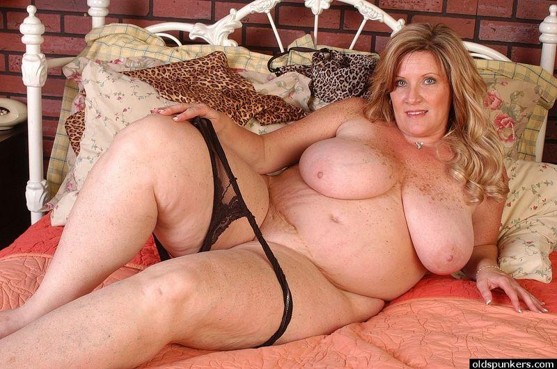 Hot old bbw woman porn