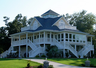 SOUTHERN COTTAGES HOUSE PLANS: Legend of the Widow's Walks on most beautiful house designs, brick house designs, house roof designs, house eave designs, house gable designs,