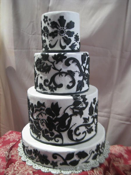 customized wedding cakes philippines cakechannel world of cakes picture of black and 13209